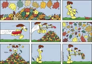 Garfield and Odie Comics