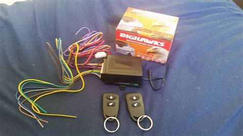 e36 fitting aftermarket remote central locking