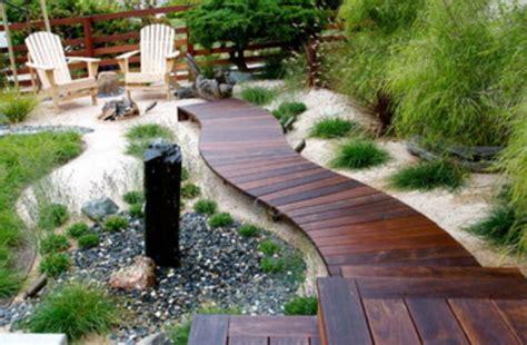 30 Gorgeous Grassless Backyard Landscaping Ideas