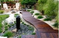 backyard landscape ideas 30 Gorgeous Grassless Backyard Landscaping Ideas - Wartaku.net
