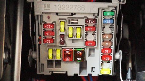 Fuse Box Opel Astra Gtc by Astra J Fuse Box Diagram Wiring Diagram