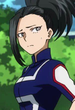 momo yaoyorozu anime planet