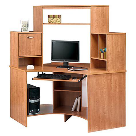 magellan collection corner desk realspace magellan collection corner workstation 63 12 h x