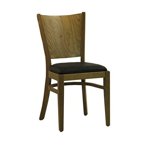 restaurant la chaise chaise de restaurant assise en bois hetre couleur