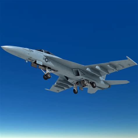 3ds F18 Super Hornet