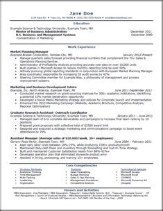Mba Resume Sle by Entry Level Marketing Resume Objective Top For