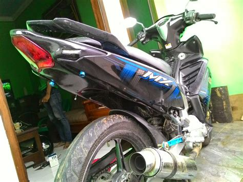 Modifikasi Mesin Jupiter Z Untuk Harian by Cutting Sticker Modifikasi New Jupiter Mx Undertail