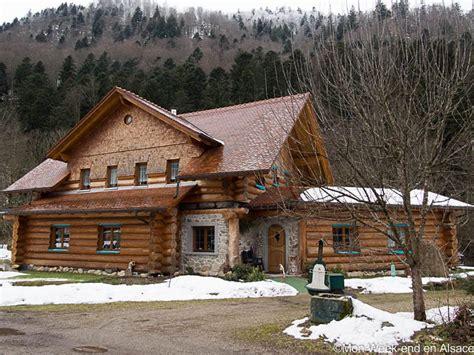 les rondins de la fecht chambre d 39 hôtes dans la vallée