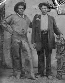 American Old West Cowboys