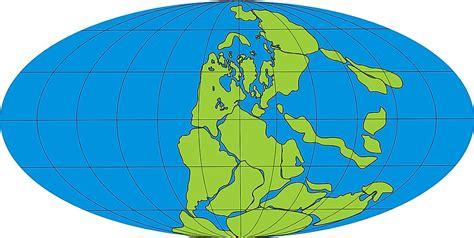 What is Pangea? - WorldAtlas.com
