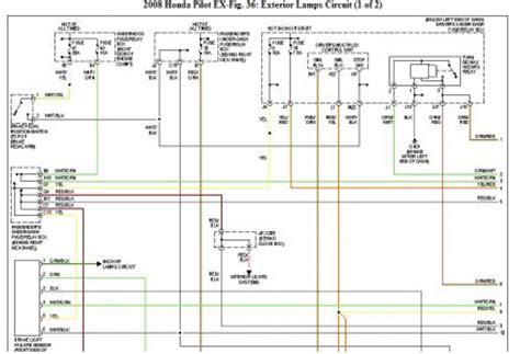 2009 Honda Pilot Wiring Diagram by 2009 Honda Pilot Trailer Wiring Harness Electrical