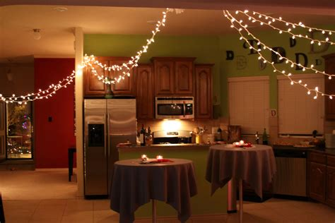 kitchen string lights june 2012 practicallyperfectandcompletelydelusional 3205