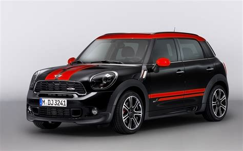 Mini John Cooper Works Countryman Front Photo 1