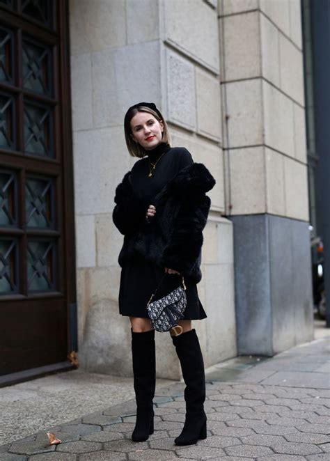 perfektes silvester last minute der perfekte silvester look shoppisticated all black in 2019