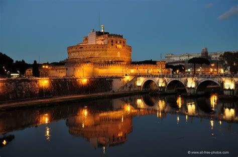 photo castel sant angelo rome italy