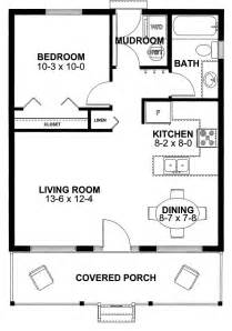 Top Photos Ideas For Bedroom Cottage Floor Plans by Best 25 1 Bedroom House Plans Ideas On Guest