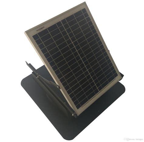 Solar Powered Garage Fan by Solar Attic Exhaust Fans Twinpa Garage Ceiling Fan Roof