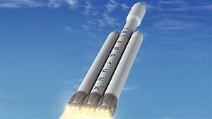 SpaceX Falcon Heavy vs Saturn V - Pics about space