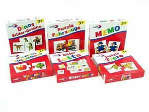 Spiele Online Kinder : noris spiele lernspiele kinder 3 jahre tier puzzle memo bilder lotto dino domino ebay ~ Orissabook.com Haus und Dekorationen