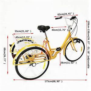 Licht Für Fahrrad : dreirad mit licht f r erwachsene 24 fahrrad 6 gang ~ Kayakingforconservation.com Haus und Dekorationen