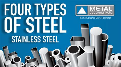 The Four Types Of Steel (part 4