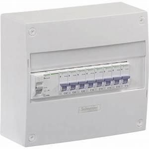 Dimension Tableau Electrique : tableau lectrique quip et pr c bl schneider electric 1 ~ Melissatoandfro.com Idées de Décoration