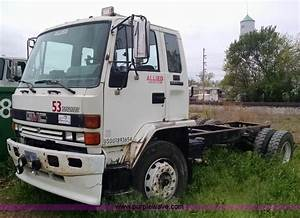 1992 Gmc 7000 Truck Cab And Chassis