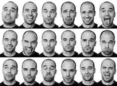 Mirroring Psychology Definition by Faces Expressions Analysis Reading Faces Face