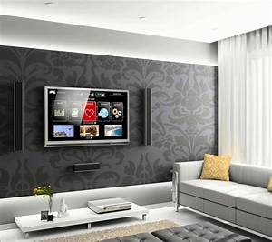 Fernseher Wand Gestalten : tv wand selber bauen 80 kreative vorschl ge ~ Eleganceandgraceweddings.com Haus und Dekorationen