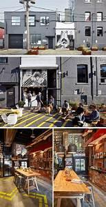 Industrial Style Shop : 25 best ideas about industrial coffee shop on pinterest industrial cafe cafe design and ~ Frokenaadalensverden.com Haus und Dekorationen