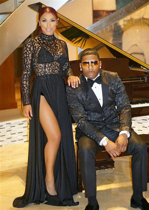 aisha shantel jackson putting pressure nelly to get married