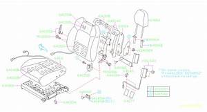 Diagram  Subaru Legacy Seat Diagram Full Version Hd