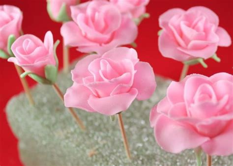 come fare fiori di zucchero pasta di zucchero buonissimo