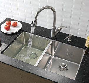14 inch deep kitchen sink kingston brass stainless steel silver 30 inch extra deep