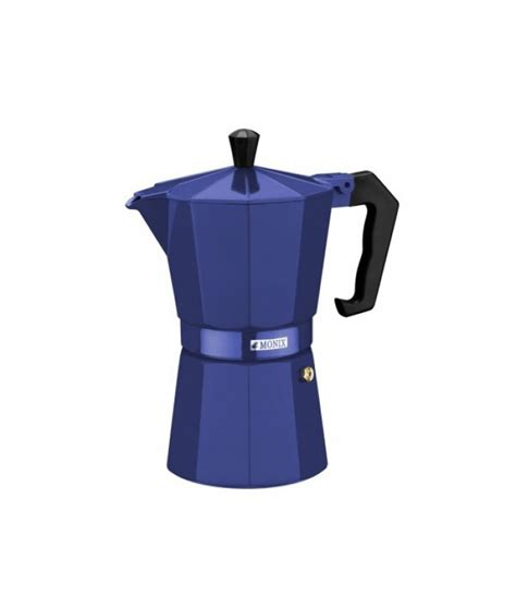 It is my morning routine now as much as it is for the millions of italians out there. Italian Coffee Pot Monix M301706 Aluminium (6 cups)
