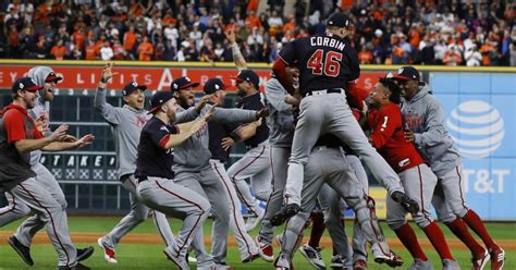 nationals series washington win game astros celebrate parade monday baseball houston wednesday champions 1st dc fight stay visit national ap