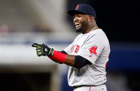 Bid On Big Papi Bids Regular Season Farewell To Sox Nation