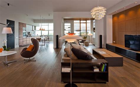 Luxury Apartment Design With Interiors In Russia