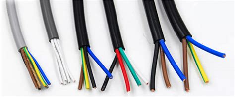 Electrical & Power Cable Types