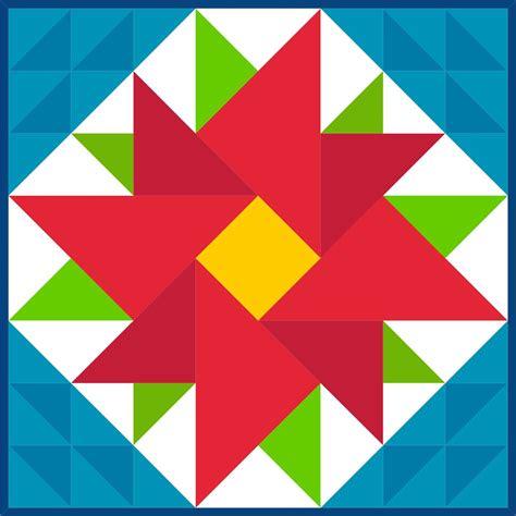 Free Barn Quilt Patterns by Bloomin Starflower