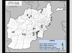 Mapping the emergence of the Islamic State in Afghanistan