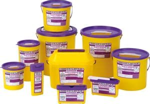 pharmaceutical waste clinical waste collection tcbibby