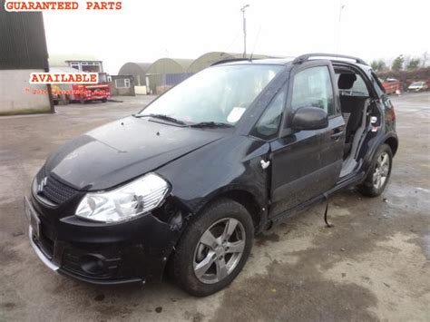 Suzuki Cars Parts by Suzuki Sx4 Breakers Suzuki Sx4 Spare Car Parts