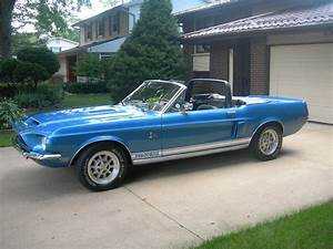 1968 Mustang Shelby GT500KR Convertible - Numbers Matching For Sale