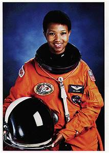 CR4 - Blog Entry: Woman of the Week – Mae Jemison (October ...