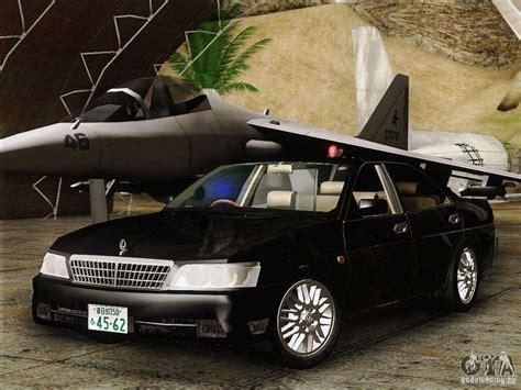 Nissan Laurel Gc35 Kouki Unmarked Police Car For Gta San