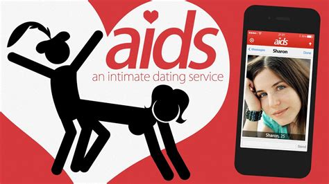 aids a contagious new app youtube