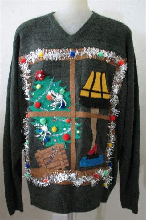 diy story leg l sweater 1000 ideas about tacky sweater on