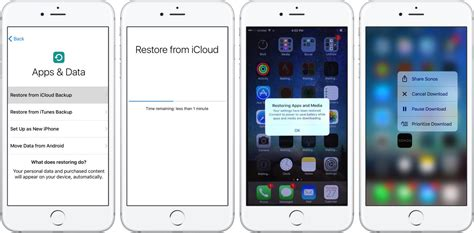 how to backup iphone 5 how to restore iphone from icloud backup 9to5mac