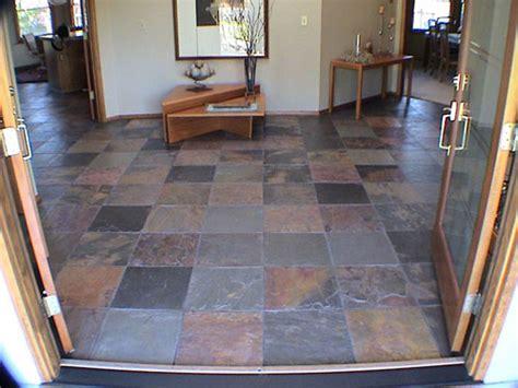 Slate Flooring  An Architect Explains  Architecture Ideas